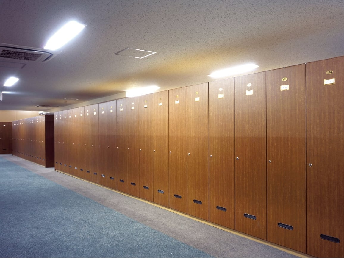 Locker SPACE